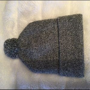 American Apparel Beanie with Puff